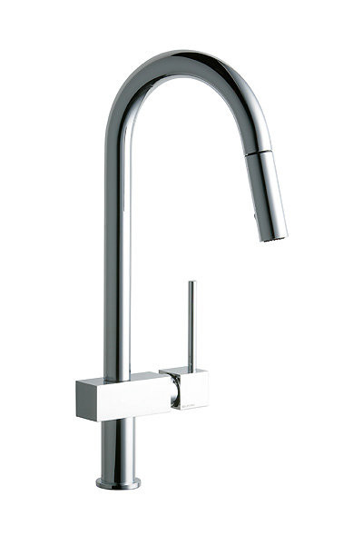 Elkay LKAV2031CR Avado Single Handle Pull-Down Kitchen Faucet In Polished Chrome