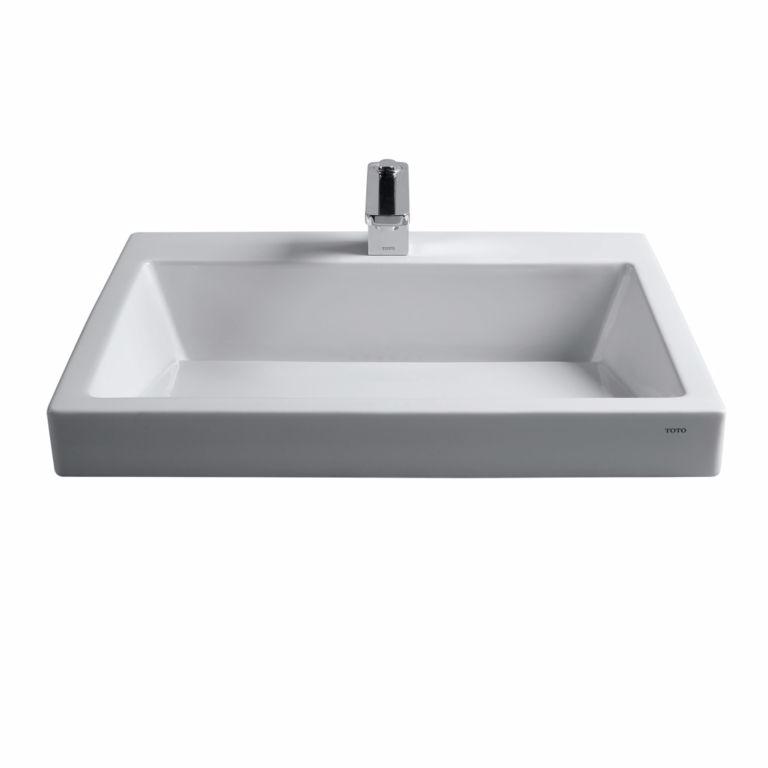 TOTO LT171G Kiwami® Renesse® Design I Vessel Lavatory Sink Sink In Cotton