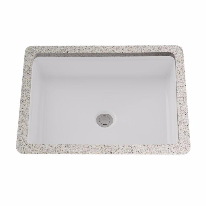 TOTO LT221#01 Atherton™ Rectandulat Undermount Bathroom Sink