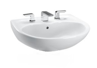 TOTO LT242 Prominence® Wall-Mount Bathroom Sink