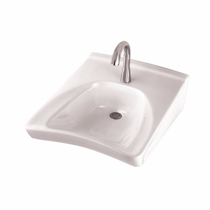 TOTO LT308 Commercial Wall-Mount Wheelchair User's Lavatory Sink
