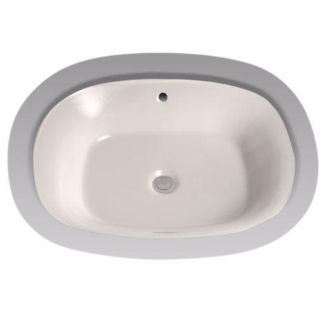 TOTO LT481G#12 Sedona Beige Maris™ Undercounter Oval Lavatory Sink