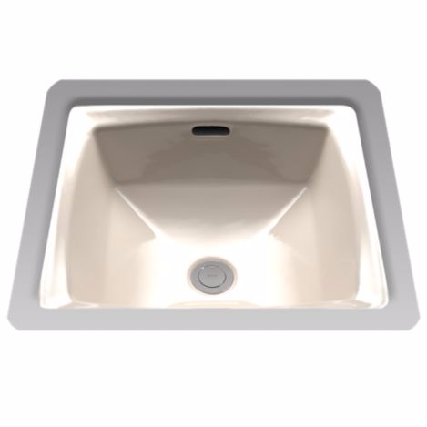 TOTO LT491G#03 Bone Connelly™ Undercounter Ceramic Lavatory Sink