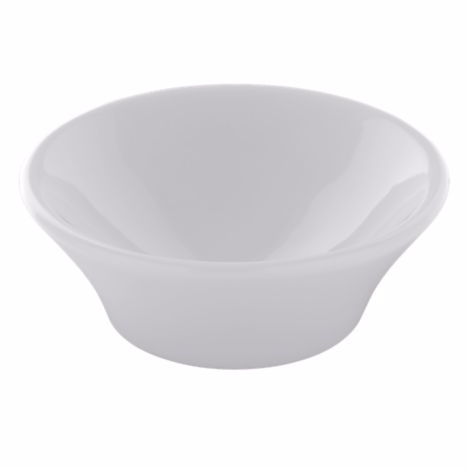 TOTO LT524G#11 Colonial White Alexis® Vitreous China Round Vessel Lavatory Sink