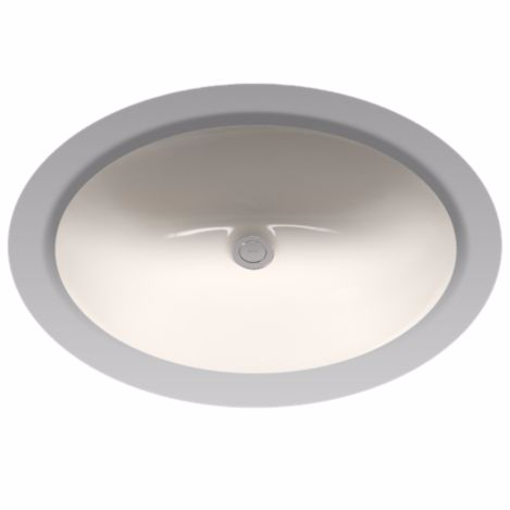 TOTO LT579G#12 Sedona Beige Rendezvous® Undercounter Lavatory Sink With Front Overflow