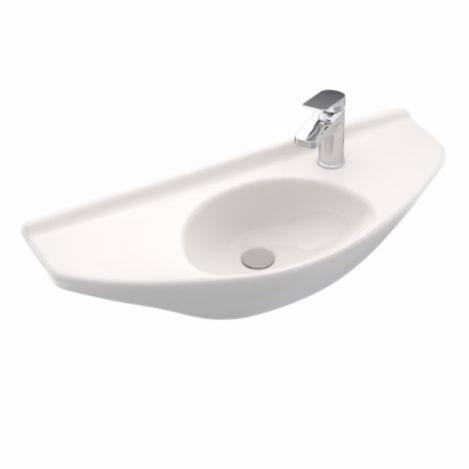 TOTO LT650G#12 Modern Wall-Mount Lavatory Sink In Sedona Beige