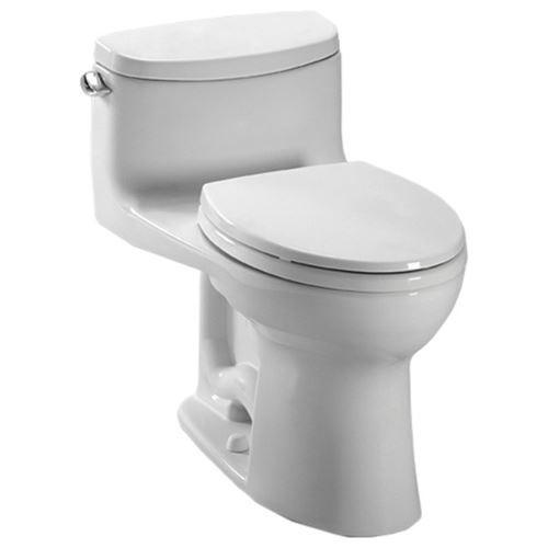 TOTO MS634114CEFG Supreme II Floor Mount One Piece High Efficiency Toilet