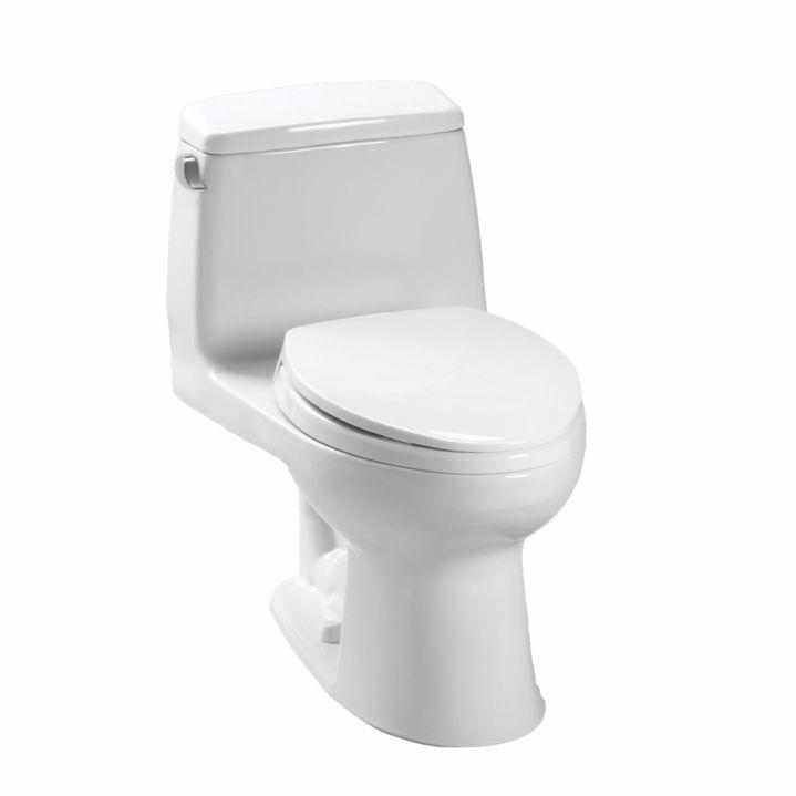 TOTO MS853113E Eco UltraMax Round Bowl 1.28GPF One Piece Bath Toilet