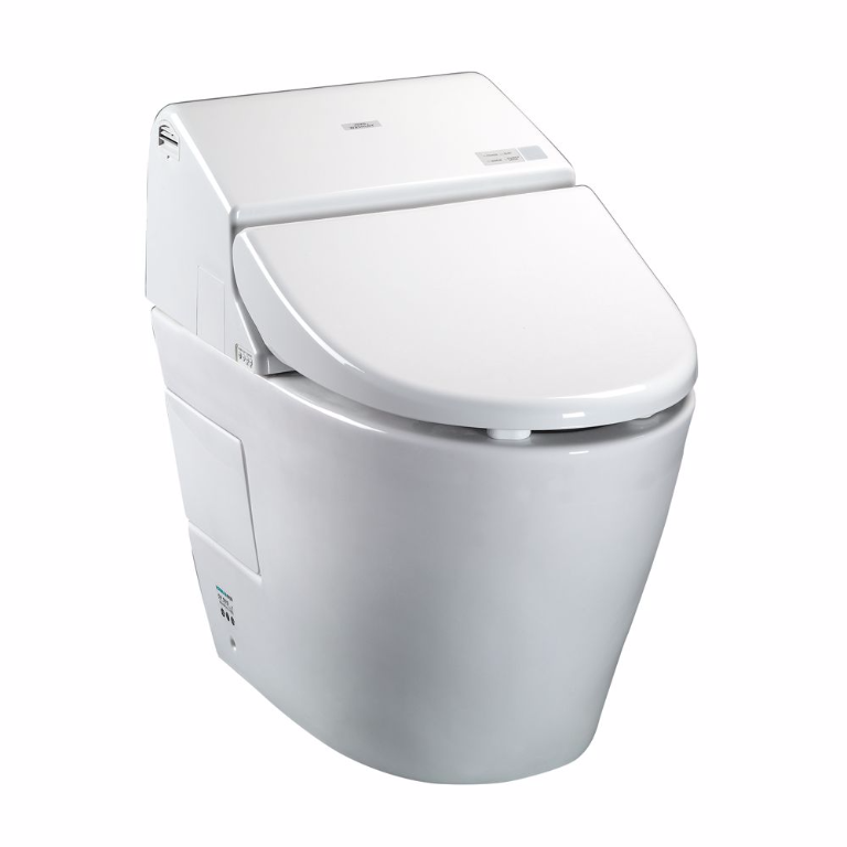 TOTO MS970CEMFG Washlet Elongated Bowl With Integrated Toilet G500