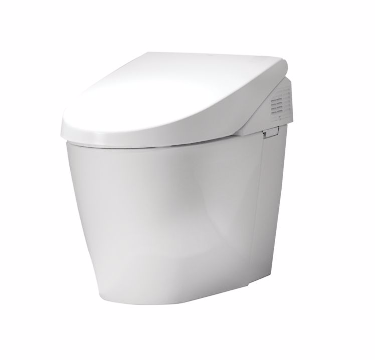 TOTO MS982CUMG Neorest Elongated One Piece Toilet With Energy Saver Timer