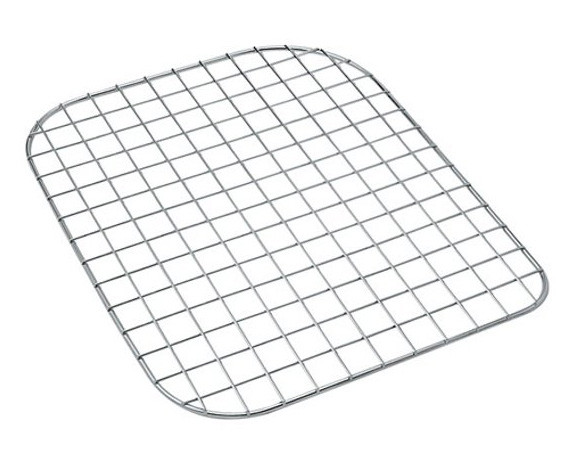 Franke OK-31C-LH Orca Coated Stainless Steel Left Basin Shelf Grid For ORK Fireclay Kitchen Sink