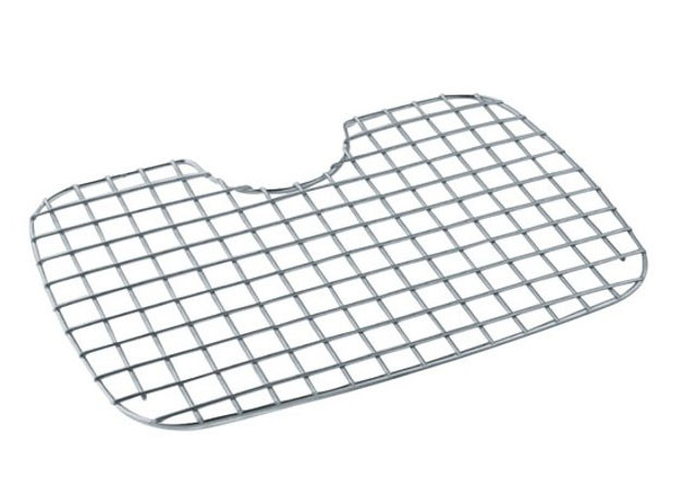 Franke PR-31S Uncoated Stainless Steel Shelf Grid For PRX11021 Double and Main Bowl Sinks