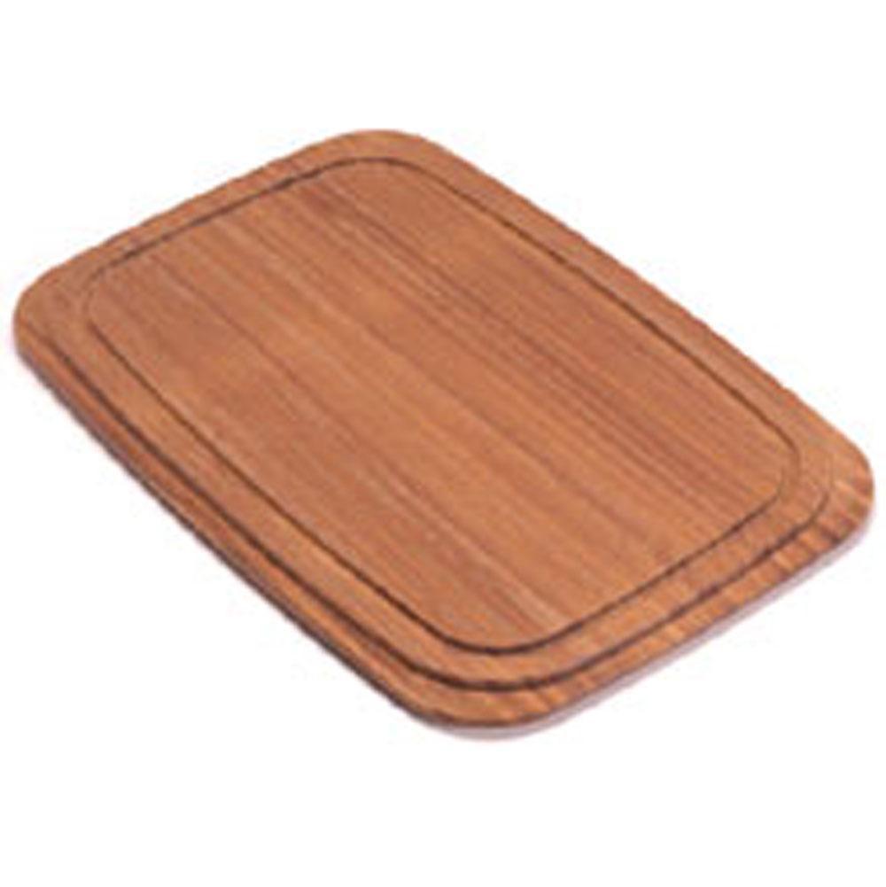 Franke PR-40S Prestige Iroko Series Solid Wood Kitchen Cutting Board