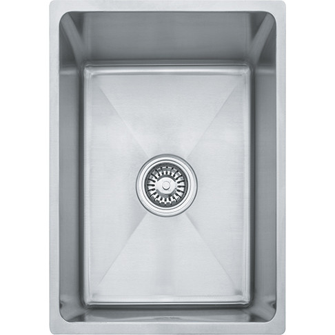 Franke PSX110138 Professional Undermount Single Basin Stainless Steel Kitchen Sink