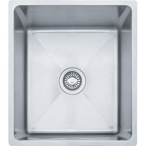 Franke PSX1101610 Professional Single Basin Undermount Stainless Steel Kitchen Sink