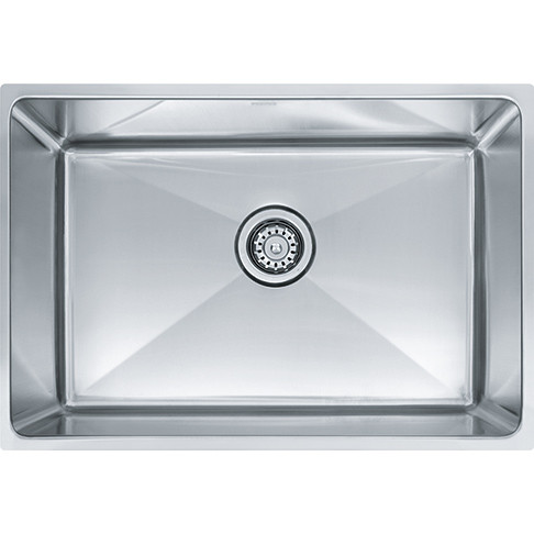 Franke PSX1102412 Professional Extra Deep Single Bowl Undermount Kitchen Sink