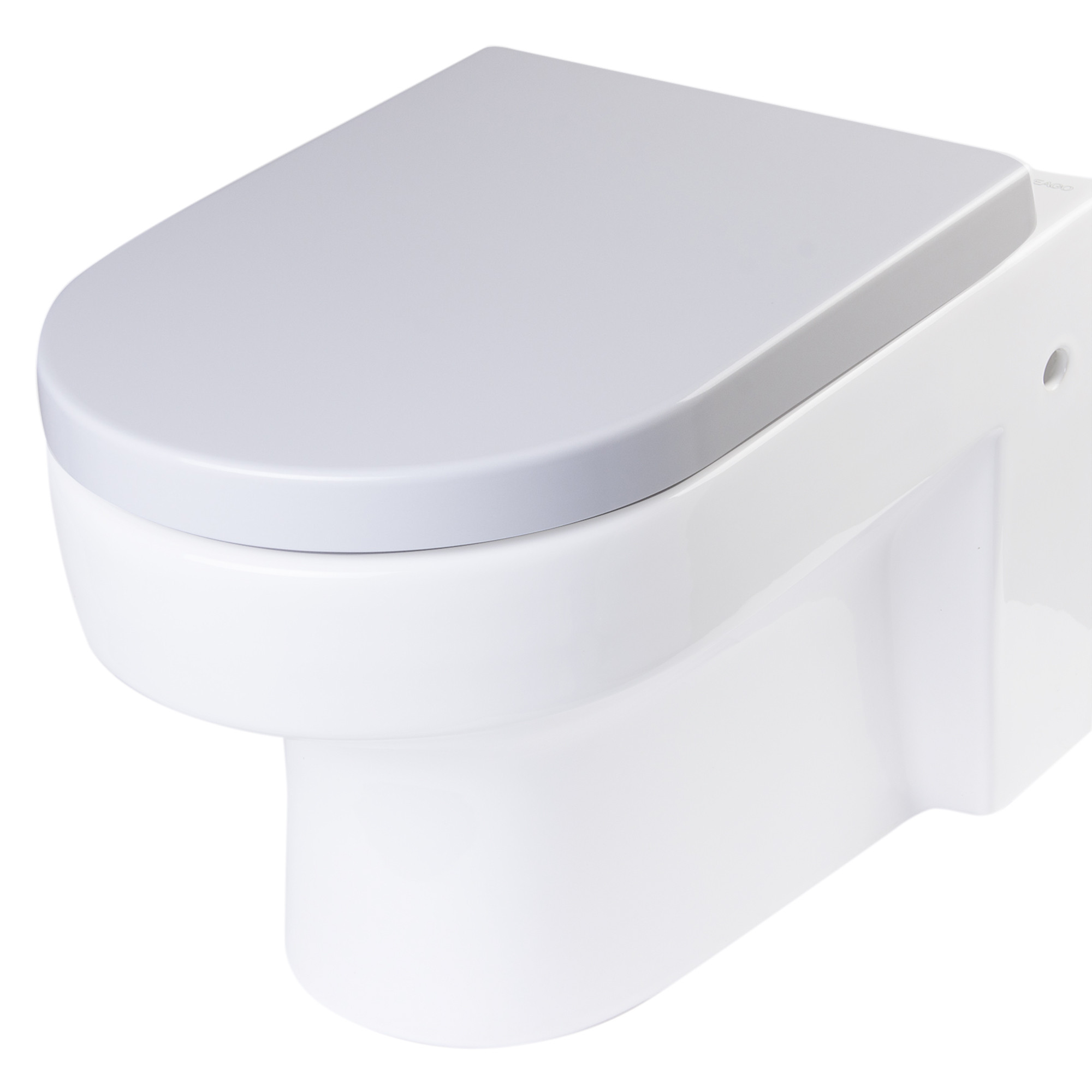 EAGO R-101SEAT Replacement Soft Closing Toilet Seat for WD101