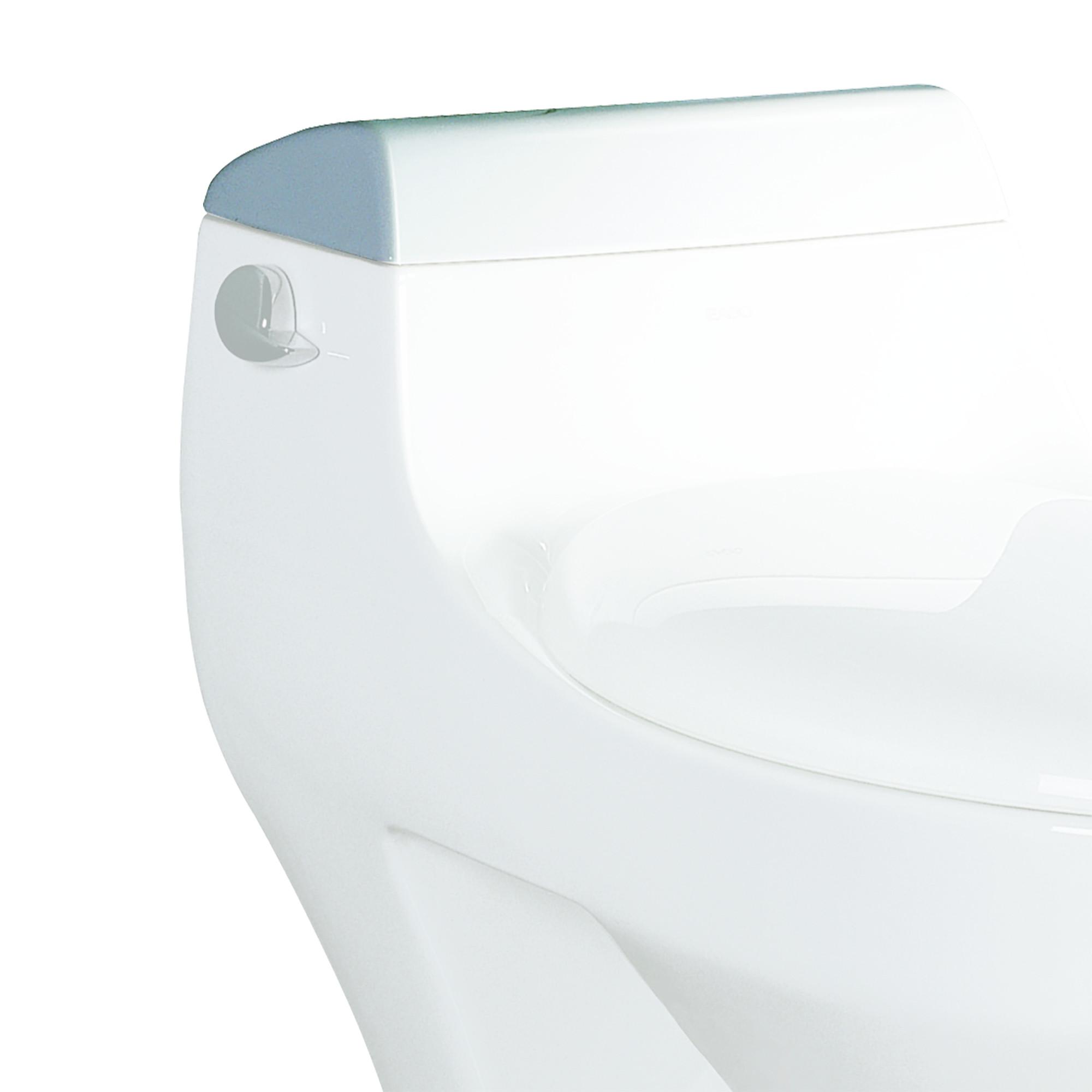 EAGO R-108LID Replacement Ceramic Toilet Lid for TB108
