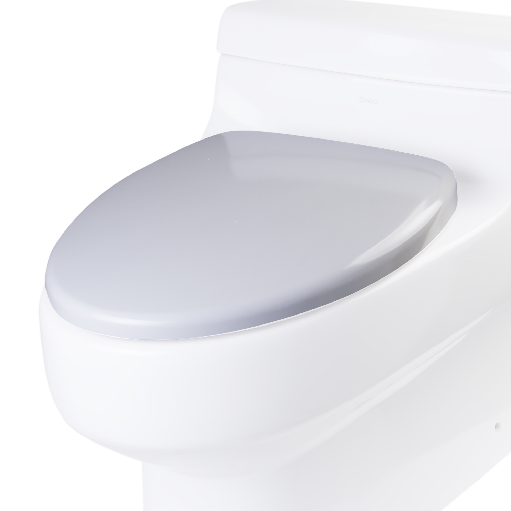 EAGO R-352SEAT Replacement Soft Closing Toilet Seat for TB352