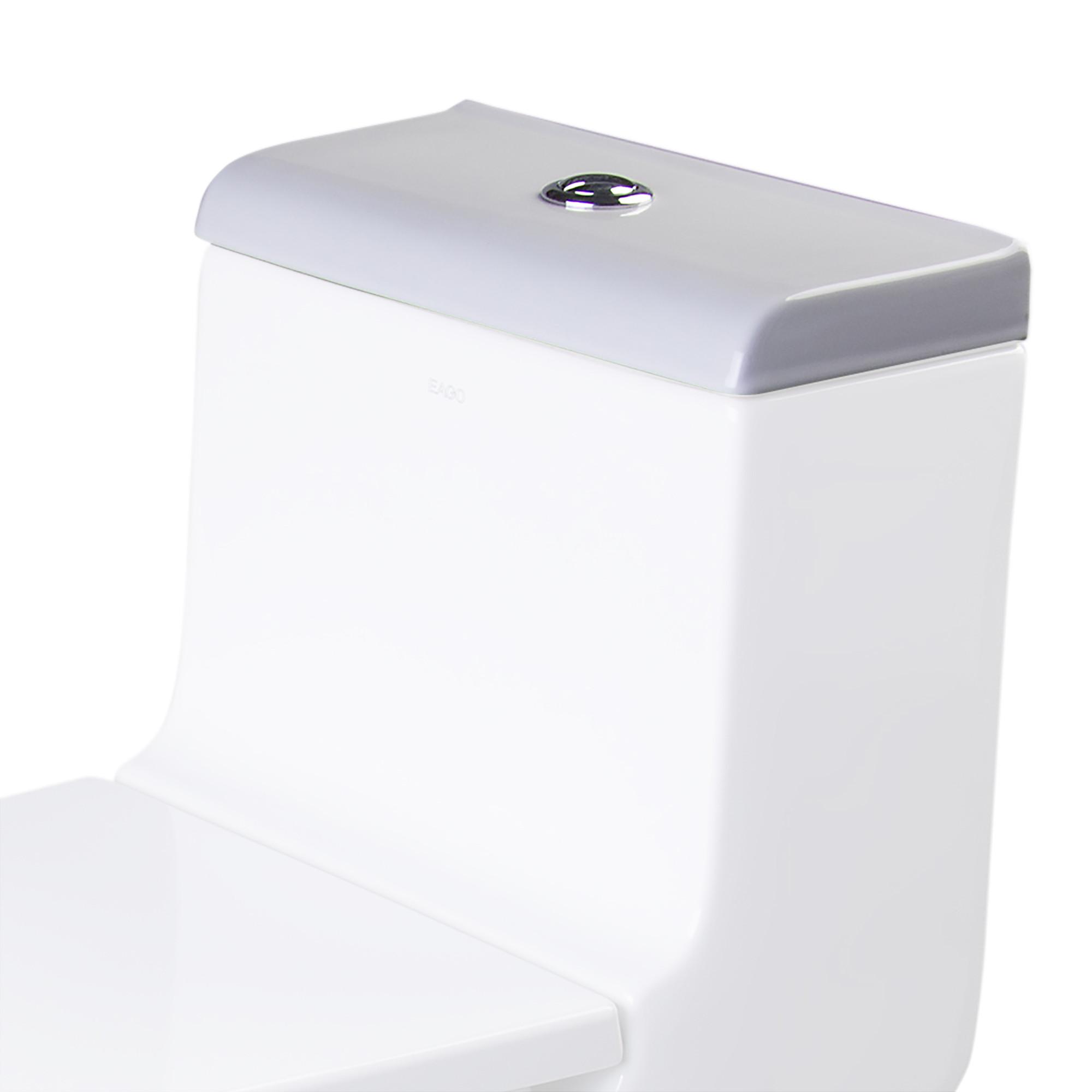 EAGO R-356LID Replacement Ceramic Toilet Lid for TB356