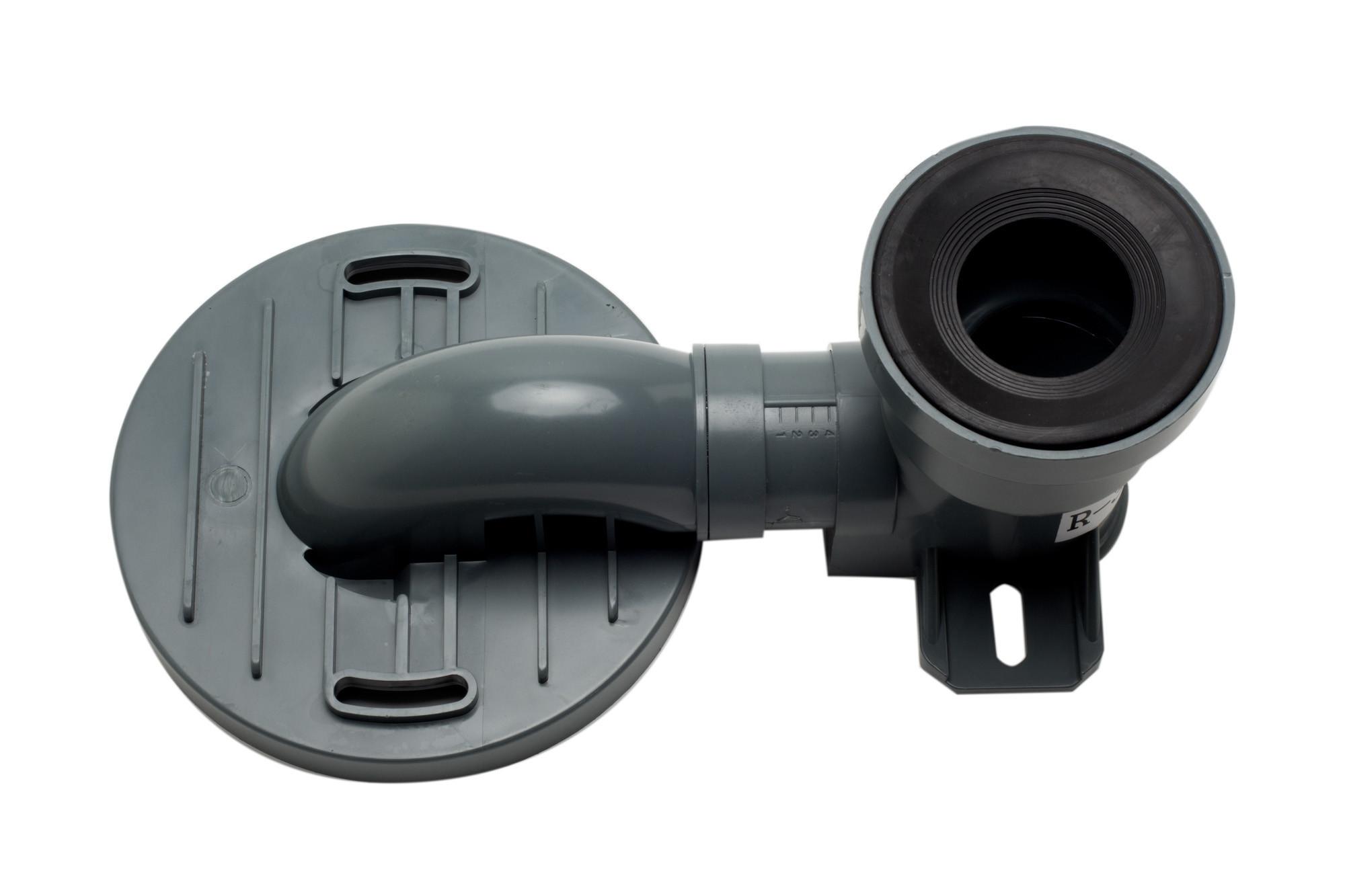 EAGO R-356TRAP Replacement PVC Toilet Trap for TB356