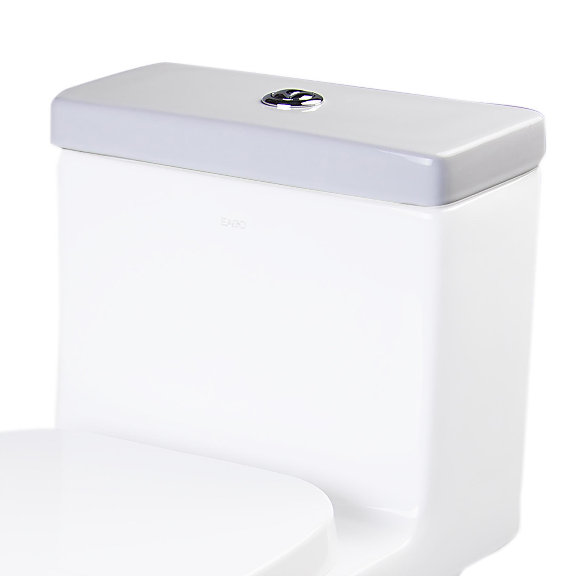EAGO R-339LID Replacement Ceramic Toilet Lid for TB359