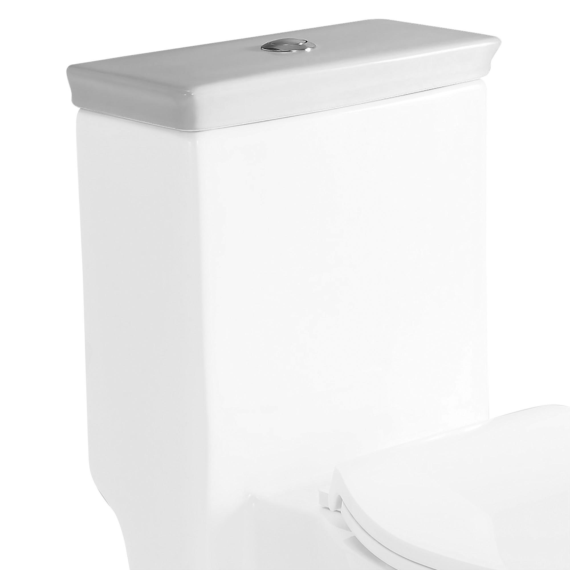 EAGO R-377LID Replacement Ceramic Toilet Lid for TB377