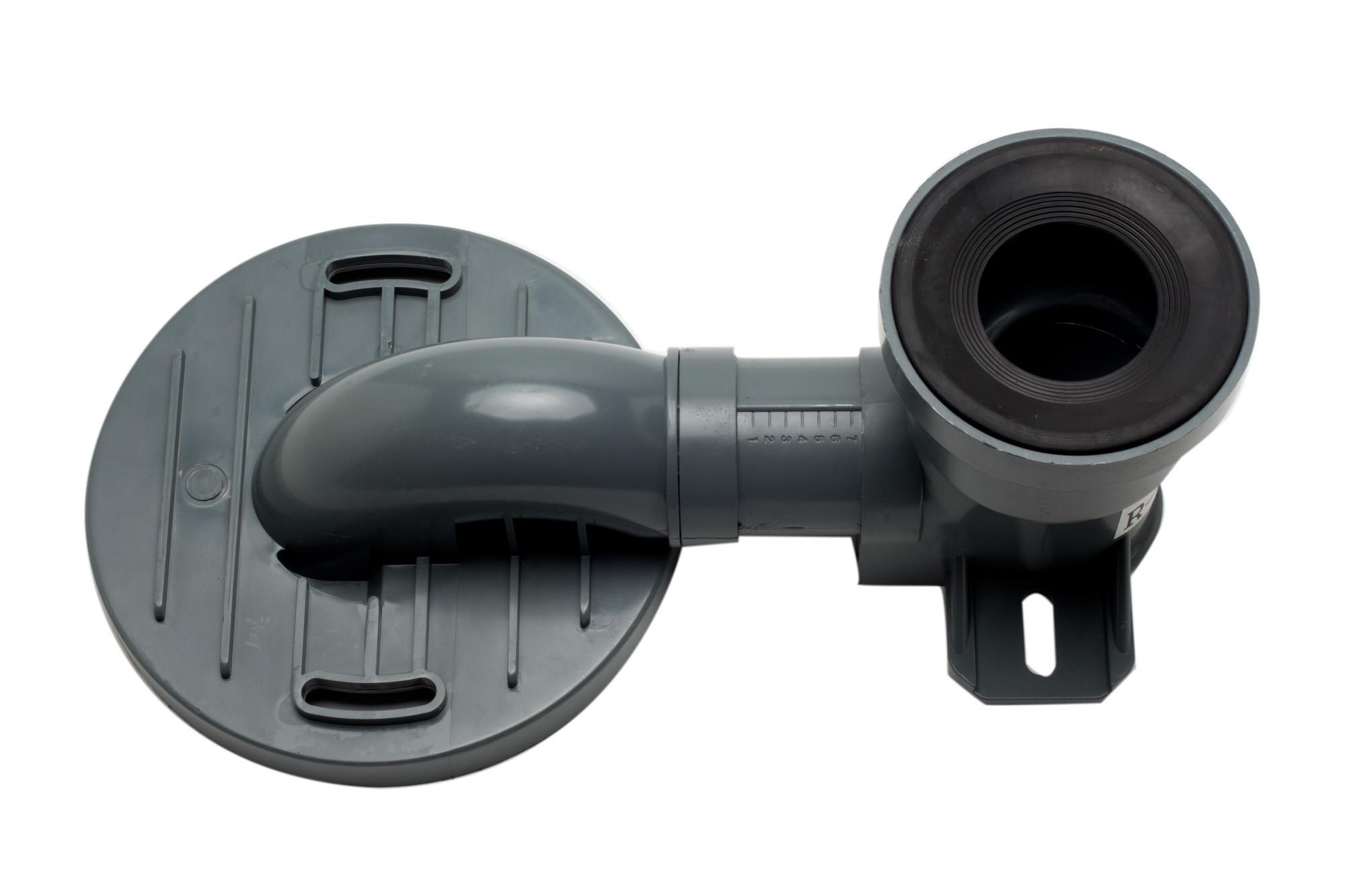 EAGO R-888TRAP Replacement Toilet Trap TB222/TB309/TB340/TB133/TB346/TB359