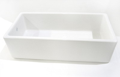 Rohl RC3618WH 36'' Shaws Original Fireclay Farmhouse Sink