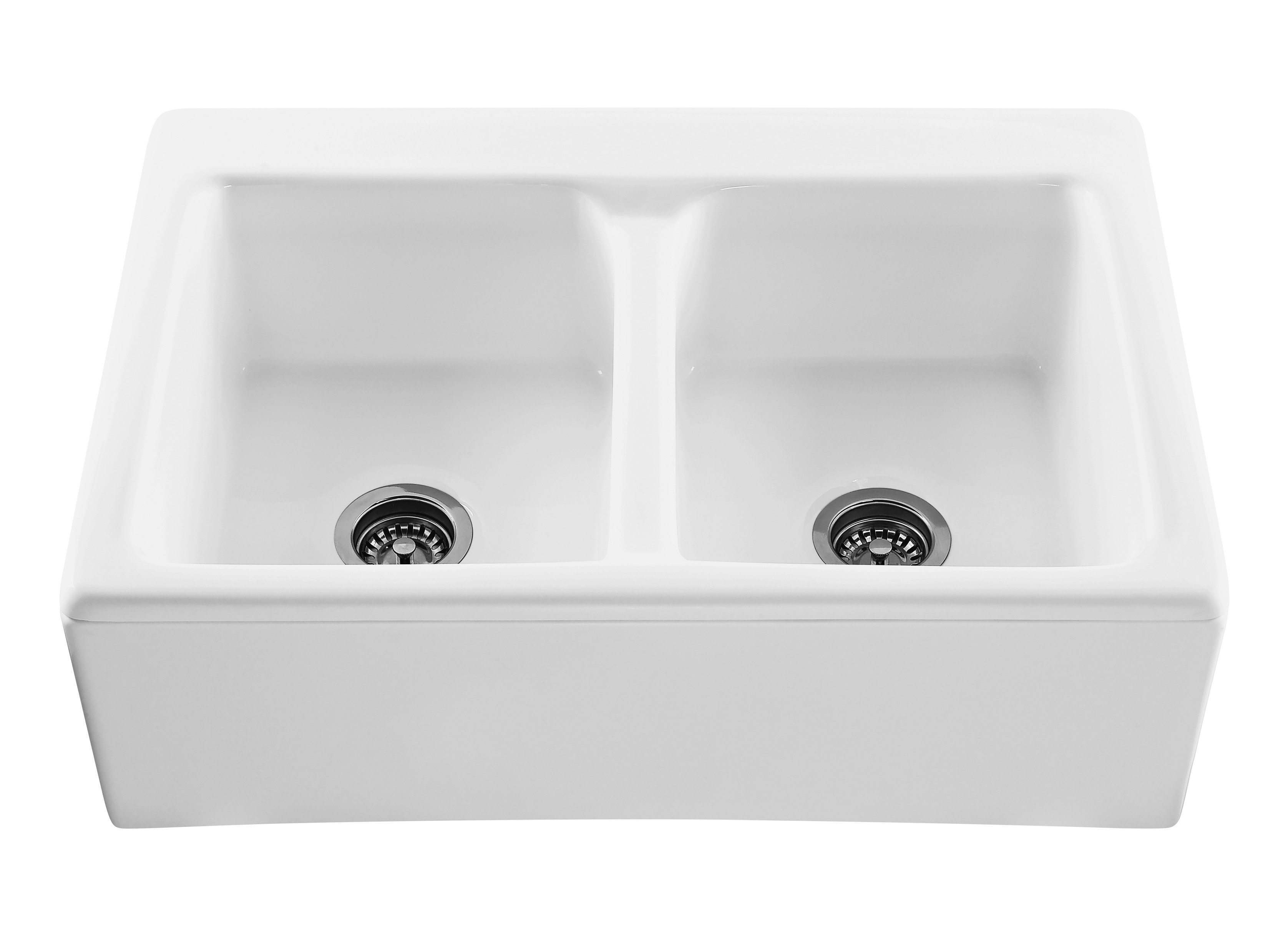 Reliance RKS230GRP1 The Appalachian Farmhouse Kitchen Sink In Black