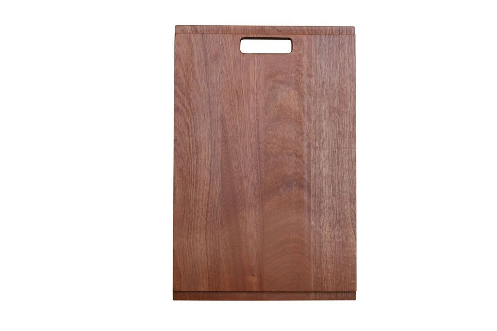 Ruvati RVA1218 Solid Wood 18 inch Cutting Board In Mahogany