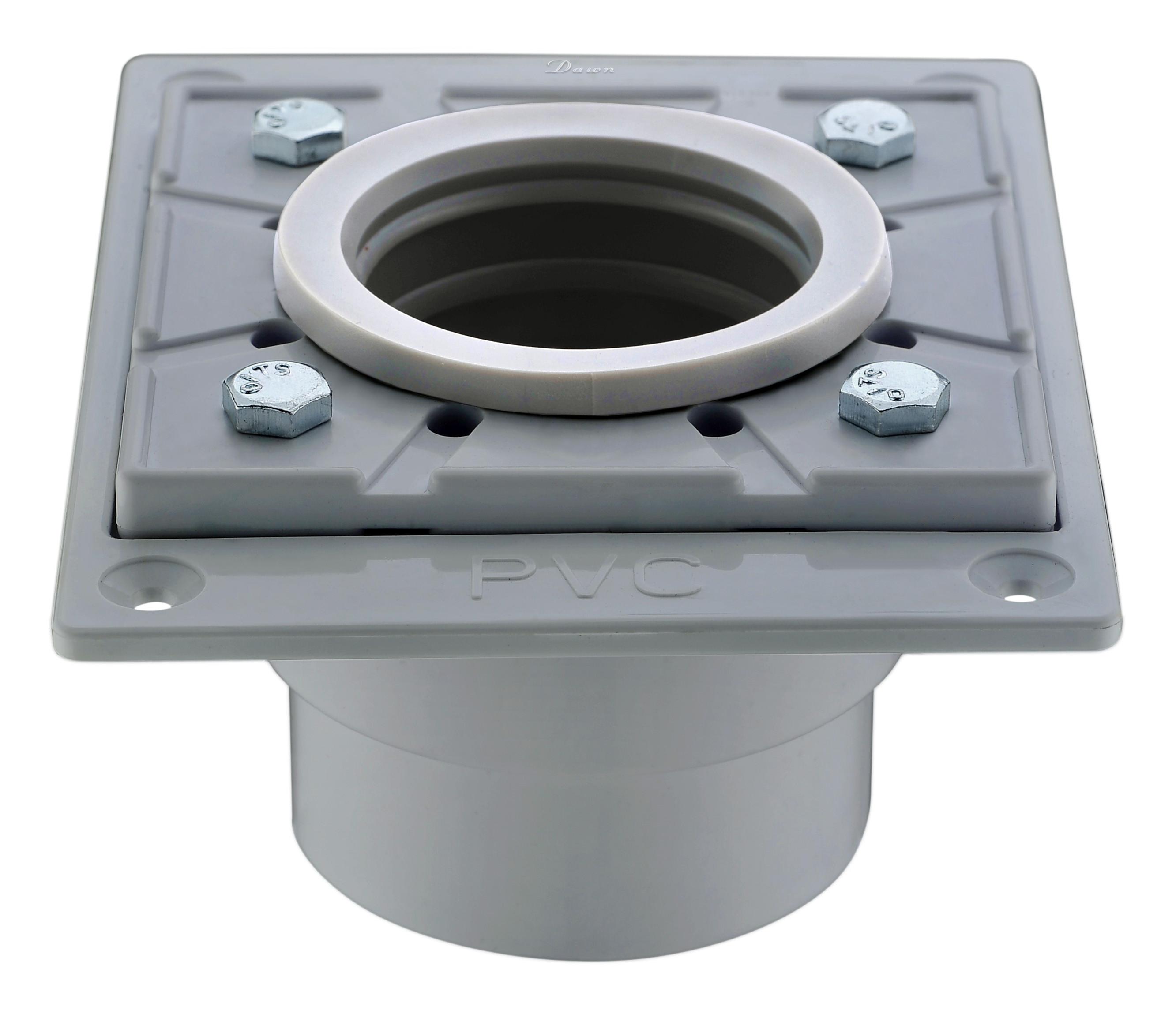 Dawn® SDB040206 Shower Drain base In Grey