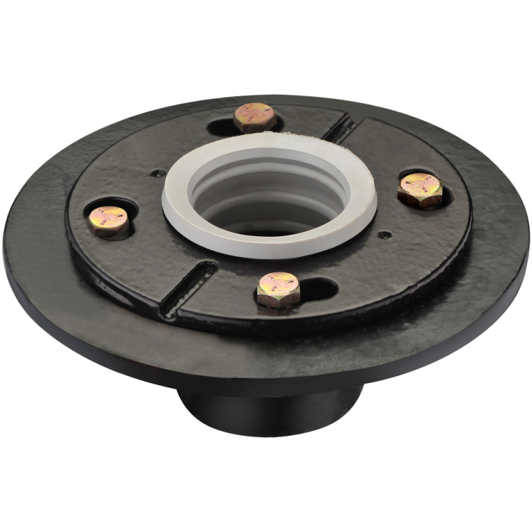 Dawn® SDB060205 Shower Drain Base In Black