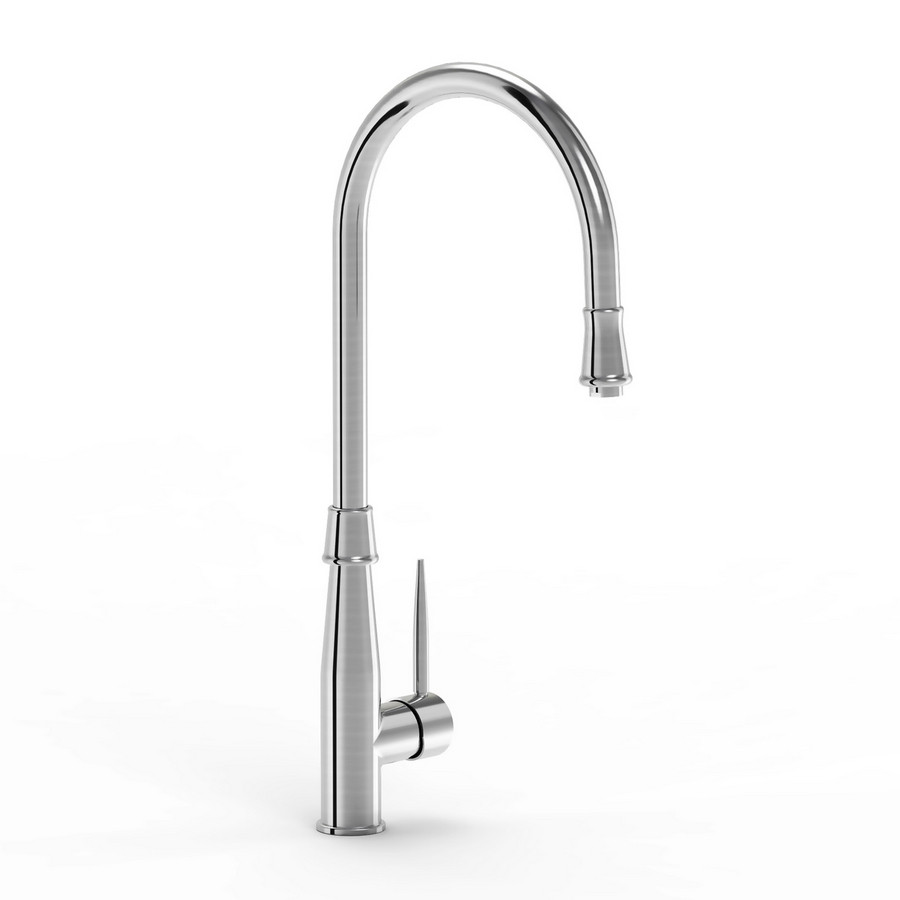 Parmir SSK-700 Deck Mounted Single Hole Single Handle Kitchen Faucet
