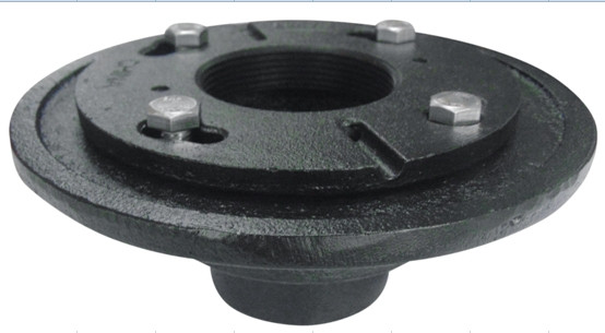 Dawn® STB060205 Shower Drain Base In Black