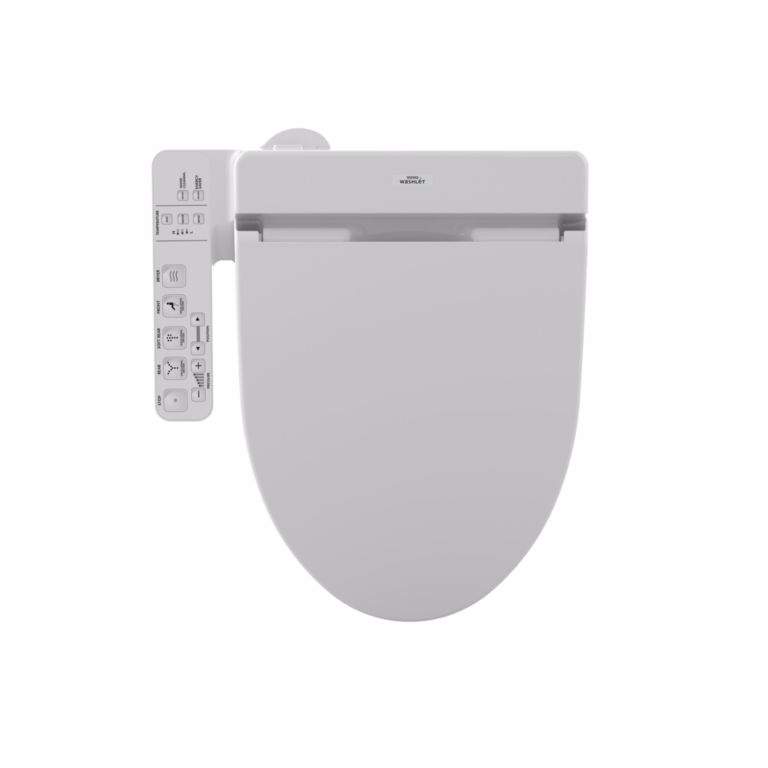 TOTO SW2034T20#01 Washlet C100 Connect+ Elongated Bidet Seat In Cotton
