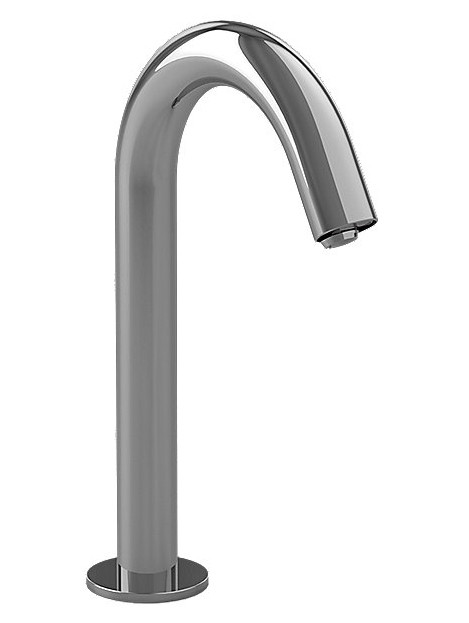 TOTO TEL125-D10ET#CP Helix Ecopower Bathroom Faucet In Polished Chrome With Thermostatic Valve