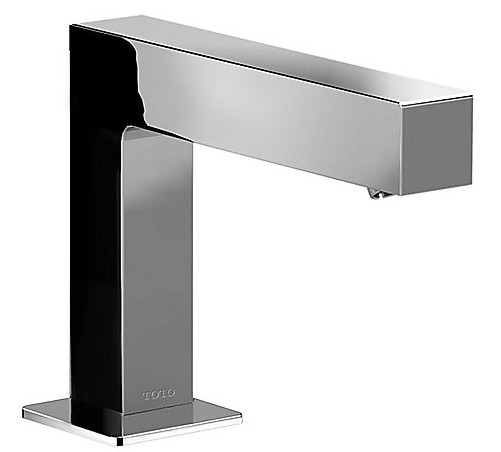 TOTO TEL145-D10ET#CP Axiom Single Hole Bathroom Faucet With EcoPower Technology And Thermostatic Valve