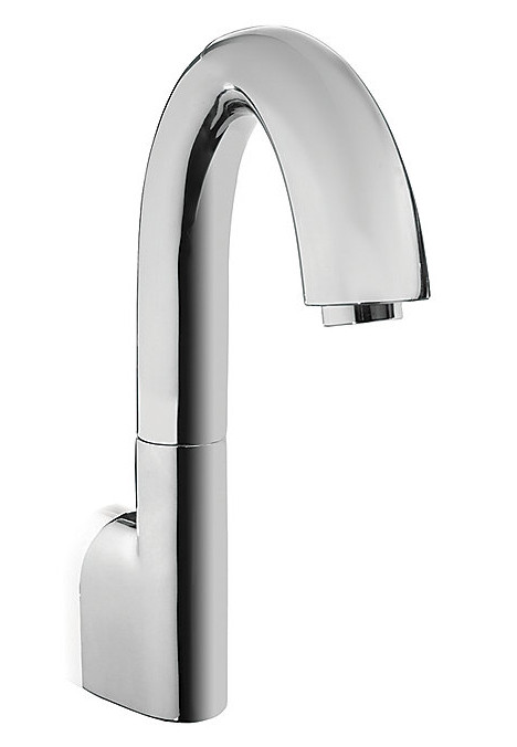 TOTO TEL165-D10ET#CP Polished Chrome Gooseneck Ecopower System Faucet With Thermostatic Valve