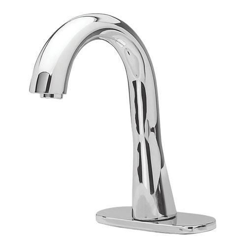 TOTO TEL5GG60R#CP Polished Chrome Gooseneck Single Hole Ecopower Faucet