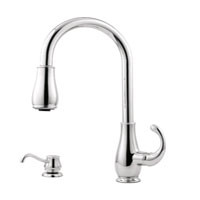 Price Pfister GT529-D Pull Down Kitchen Faucet