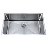 Kraus KHU-100-30 30'' Undermount Stainless Steel Sink