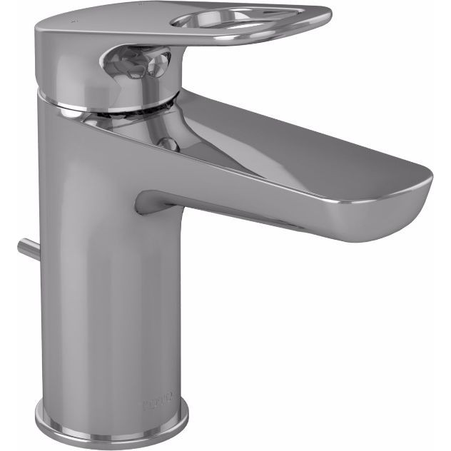 TOTO TL362SD#CP Oberon Brass Single Hole Lavatory Faucet In Polished Chrome