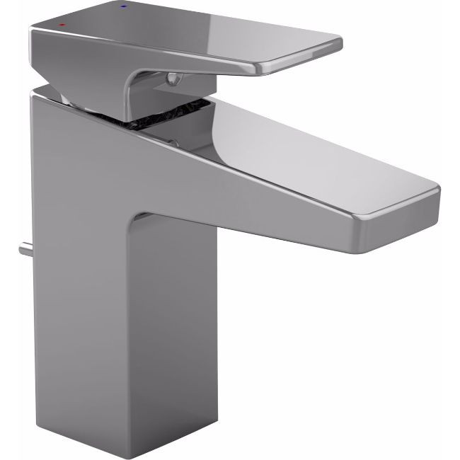 TOTO TL370SD#CP Oberon Single Hole Faucet With Metal Pop-Up Drain Assembly