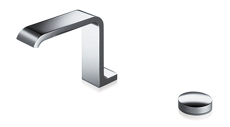 TOTO TL993SE#CP Polished Chrome Neorest II Temperature Indicating LED Light On Handle Faucet