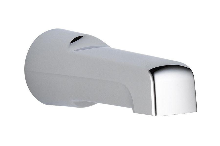 Delta U1012-PK Universal Showering Components Tub Spout in Chrome