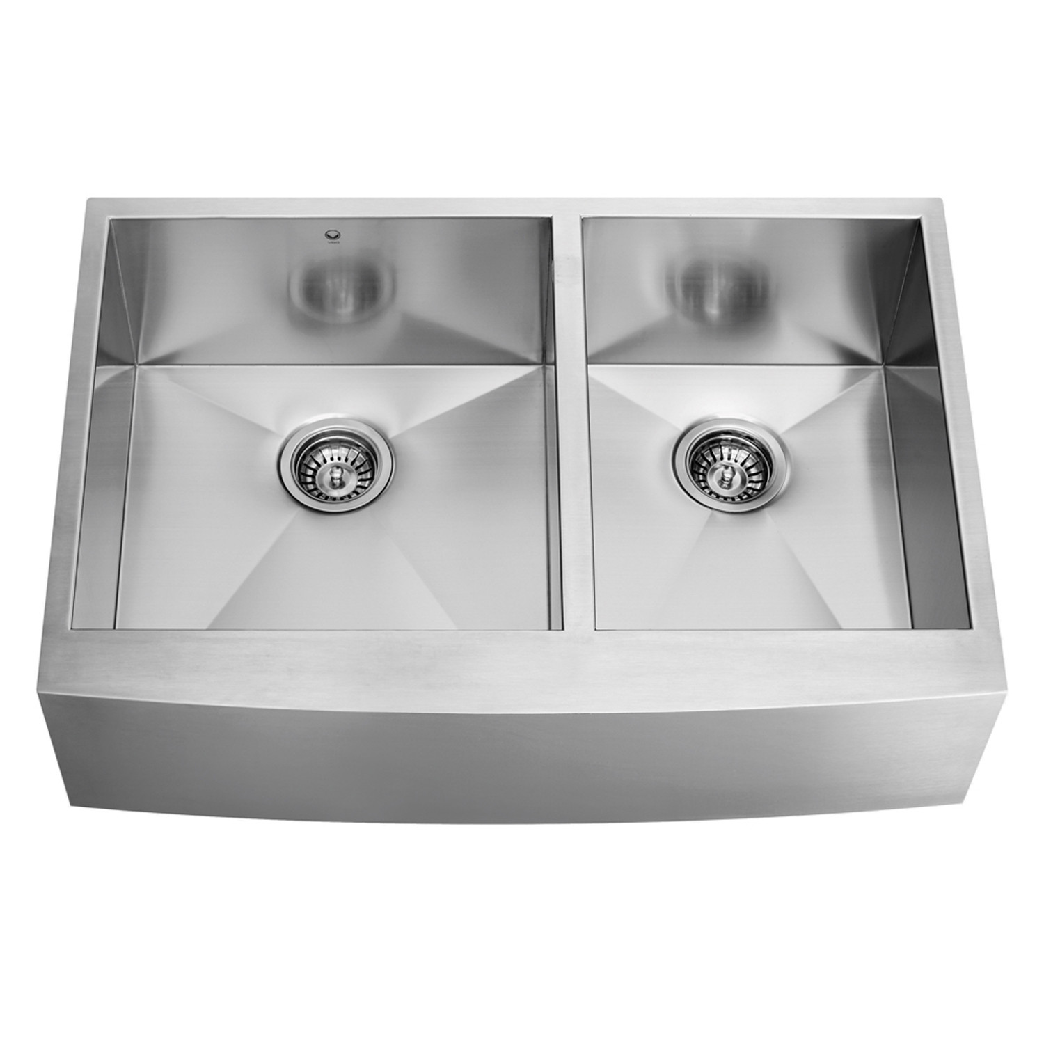 Vigo VG3620BL 36''. Farmhouse Stainless Steel Sink