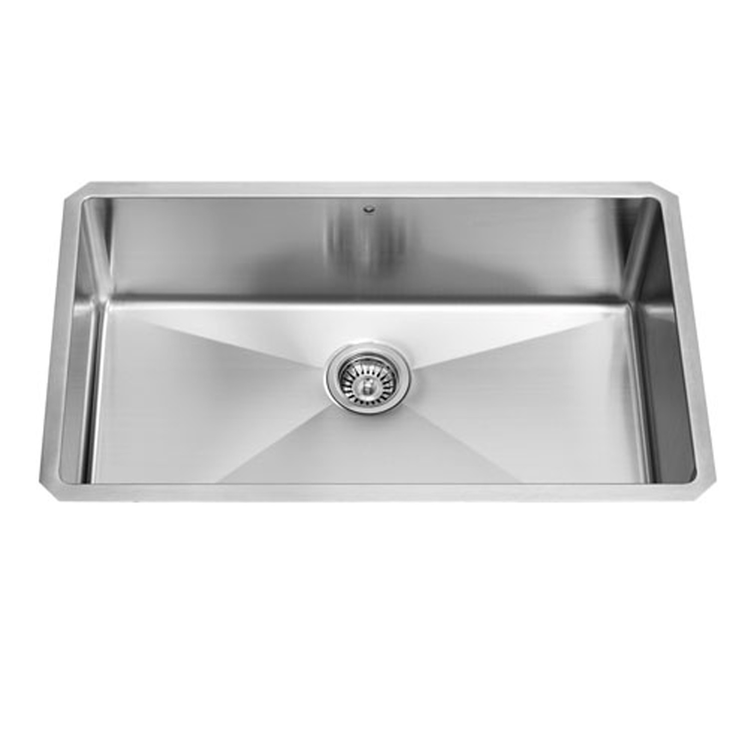 Vigo VGR3219C 30'' Single Bowl Traditional Kitchen Sink