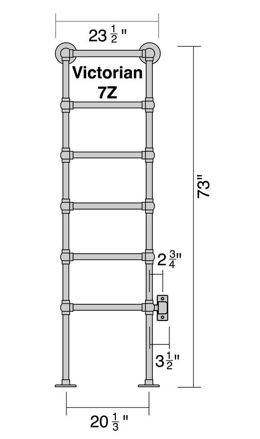 Wesaunard VICTORIAN-7Z Diagram