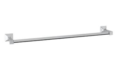 "Rohl VIN1/30APC  Vincent Bath 30"" Single Towel Bar In Polished Chrome"